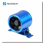 high pipeline resistance centrifugal inline fan and carbon filter