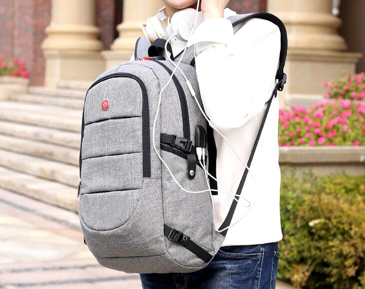 2018 Anti Theft Bag Backpack for Rucksack Laptop Backpack USB Port