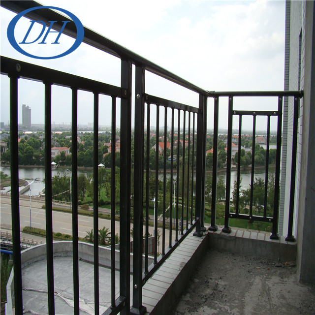 Latest Steel Grill Design For Balcony