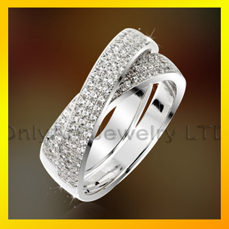 wholesale best seller 925 sterling silver sterns wedding