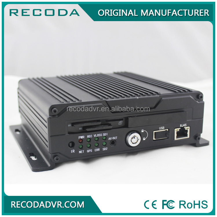 Professional manufacturer for 1080p industrial 3g 4g mdvr for Buses, Coach, Logistic Trucks