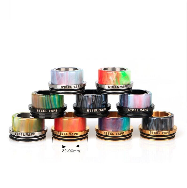 drip tip product /ceramic drip tip /summit 510 drip tip for rda
