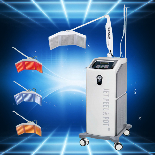 jet peel pdt system beauty equipment mini led pdt machine of beauty for acne removal skin care