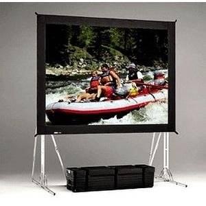 """Da-Lite Fast-Fold Truss Frame - Projection Screen - Da-Mat """"Product Type: Supplies & Accessories/Screens"""""""