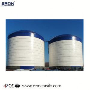 100m3 To 300m3 Small Steel Silo Sales Used For Cement Storage