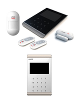 2017 High Quality Smart Home Security Ce Certification Support Wireless Gsm Alarm System With Ios/android App Control JD-GP11