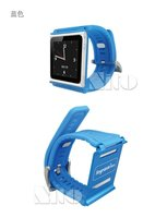 JOYROOM produce nice quality silicon wtach band case for ipod nano 6