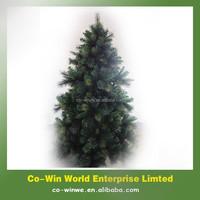 High Quality 195cm Artificial Pine Needle Christmas Tree