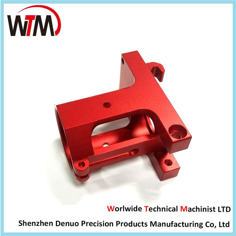 OEM Different types spare processing parts machining drawing part carbon body kit