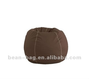 Best-selling Micro Suede foam filled Beanbag Sofa from professional factory