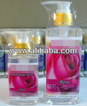 Aroma Therapy Massage Oil
