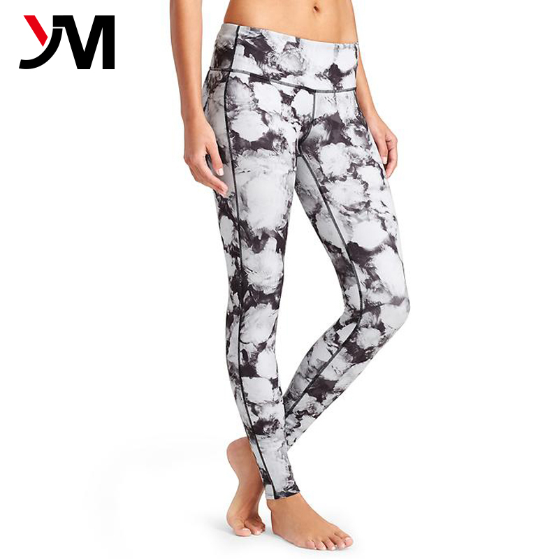 Professional Factory Yoga Apparel Durable Gym Fitness High Quality Sports Leggings