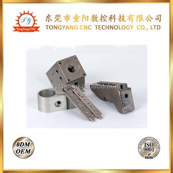 China Supplier Textile Machinery Aluminum Cnc Machining Parts ...