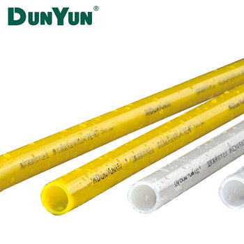 Dunyun high quality Flexible Underfloor heating pert pipe for hot water