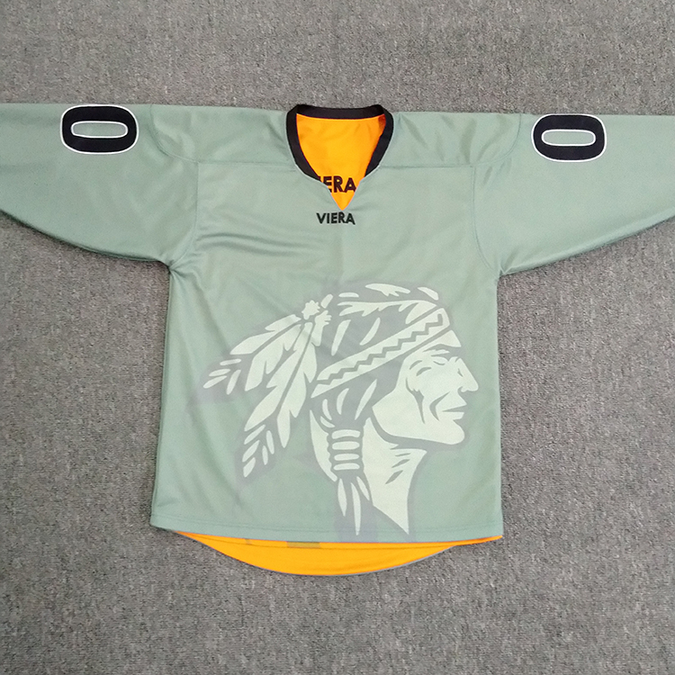 Cheap Price Sublimation Special Custom Made Design Ice Hockey Jersey
