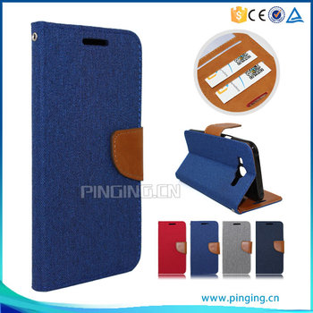 Pu Leather Flip With Card Slots Case For Tecno Y2,Cover Case For Tecno Y2 -  Buy Case For Tecno Y2,Card Slots Case For Tecno Y2,Cover Case For Tecno Y2