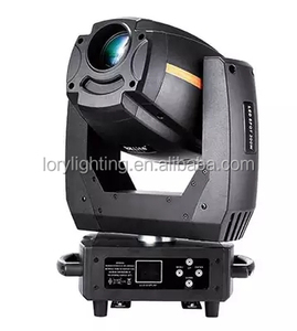 Newest popular led effect Gobo Stage Light 300w Spot Led Moving Head