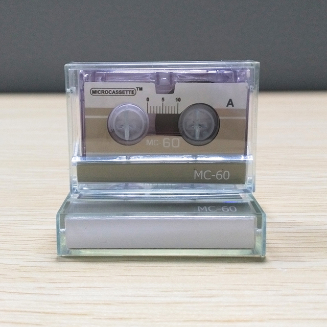 Fascigirl Cassette Vierge Cassette Audio Vierge Cassette Audio Professionnelle 60 Minutes Pour Enregistrement Vocal