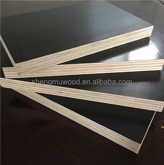 china supplier wbp 18MM hardwood plywood products shuttering plywood prices