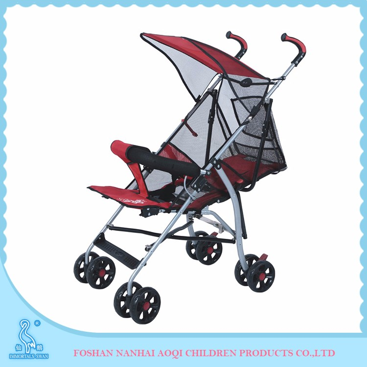 2 position adjustment Lazyback second hand baby stroller