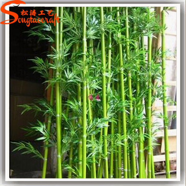 Garden Design With Artificial Bamboo Plants Tree For Indoor Or Outdoor How To Plant