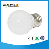 alibaba express led bulb G45 250lm 3w led lights for home