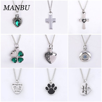 pet ashes keepsake cremation urns jewelry pet urn pendant pet stainless steel heart 12696