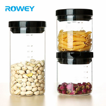 Fancy Design Wholesale New Pure Glass Jam Jar With Lid