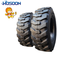 shandong qingdao tires skid steer tire rims 10-16.5