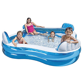 Intex 56475 Inflatable Pvc Outdoor Portable Plastik Keluarga Lounge Kolam Air Kolam Renang Buy Keluarga Lounge Kolam Air Kolam Renang Plastik Kolam