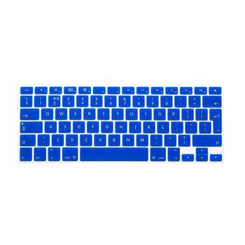 b0685d83345 EU/UK English Alphabet Silicone Keyboard Skin Cover Shield For Apple Macbook  Air Pro Retina