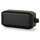 Bike portable outdoor bluetooths wireless speaker with aux-in tf card U disk FM