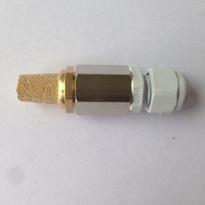 temperature and humidity sensor SHT10 SHT11 SHT21 metal cover