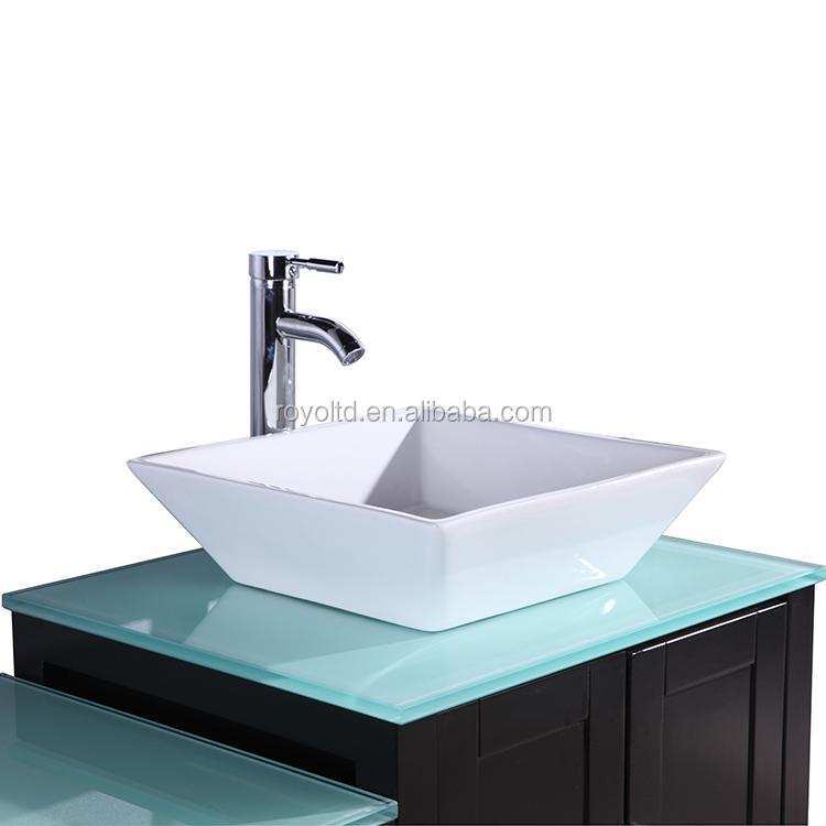 Lavello in ceramica Ciotola Per Mobiletto del bagno/Hotel/Cucina ...