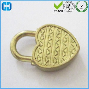 Cheap Small Mini Iron Padlock Diary Book Lock