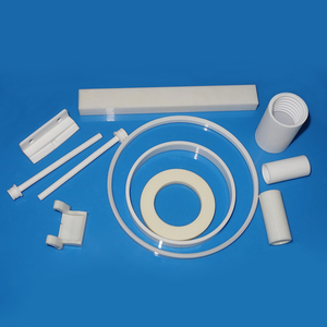 Precision Custom Electrical Technical Industrial Glazing Small High Insulation Zirconia 95% 99% C799 Al2O3 Alumina Ceramic Parts