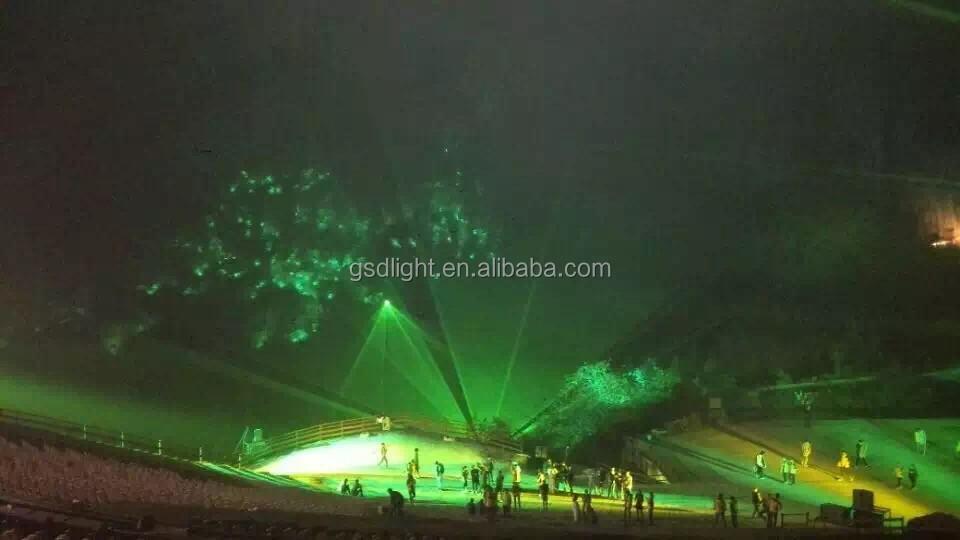 Laser Beam Projector Outdoor Sky Laser Light Night Star