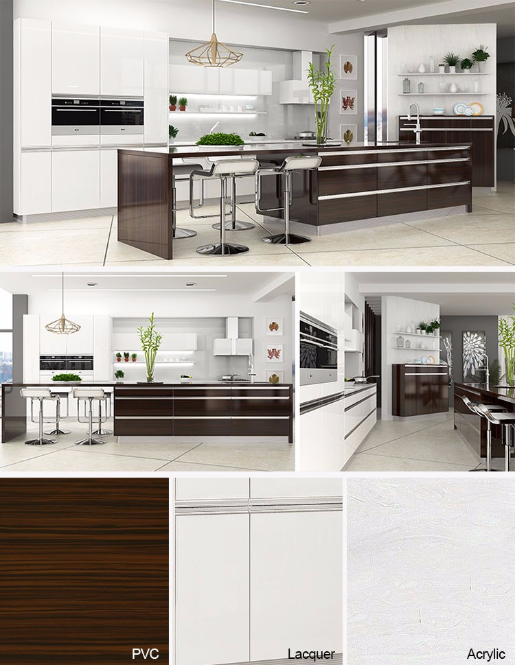 Hot Sale Modern High Gloss Lacquer For Kitchen Cabinet ...