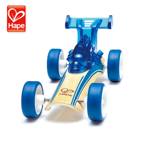 New arrival Interesting design Bamboo Vehicle toy for kids