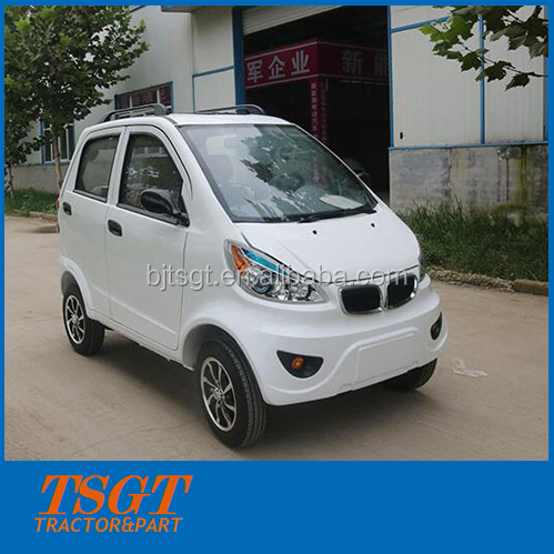 four seats for taxi use charging battery small four wheels vehicle with 1500w motor