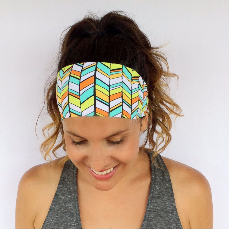 Top Quality INS Hot fashion best selling elastic women yoga <strong>headband</strong>