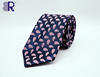 Quality jacquard necktie sleeve packaging man accessories wedding dress
