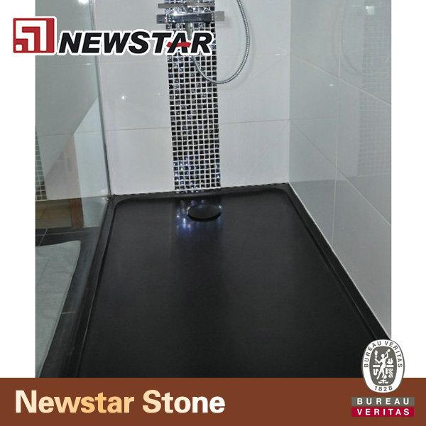 Flat Shower Pan Black Granite Shower Pan Granite Shower
