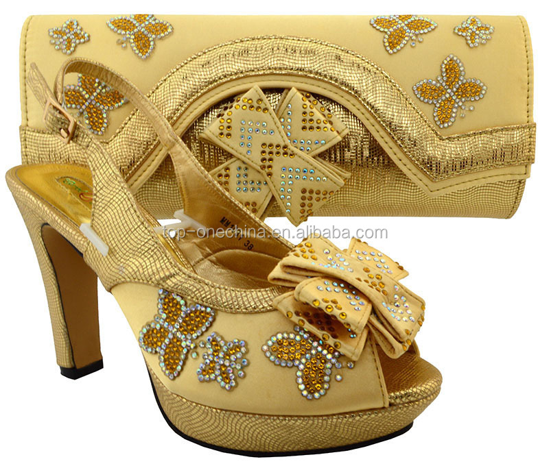 shoes to bags bags shoes and women match heel Wedding and party High shoes fashion bag and Pqz4w4