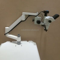 Portable Dental Microscope with camera for dental unit