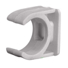 DIN Standard 25mm saddle for electrical pvc pipe