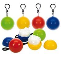 Good Quality Ball Raincoat PE Rain Poncho Perfect For Promotion Gift