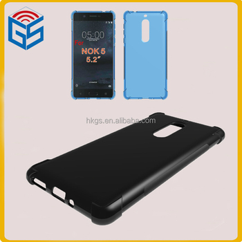 buy popular ded3e 5b754 For Nokia 5 Case Cover Tpu Gel Skin Shockproof Case Ta-1053 5.2 Inch - Buy  For Nokia 5 Case,For Nokia 5 Case Cover,For Nokia 5 Shockproof Case Product  ...