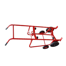 Heavy Duty Stable Design Hand Steel Drum Trolley