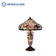 HEXAD Tiffany style stained table lamp HTL42